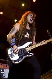 Steve Harris bassist Iron Maiden